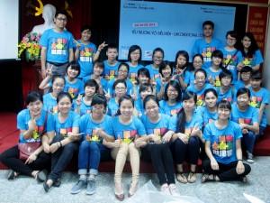 RUBIC volunteers