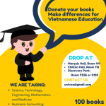Donate your books - Make difference for Vietnamese Students